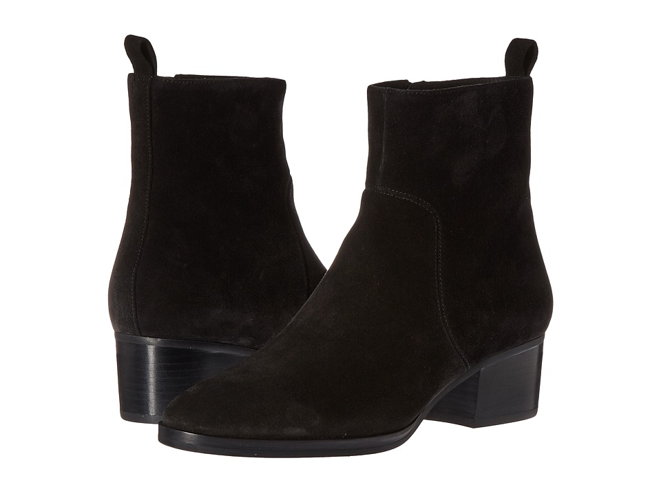 Via Spiga - Ottavia (Black Suede) Women