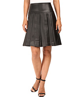 MICHAEL Michael Kors - Fit and Flare Pleated Skirt