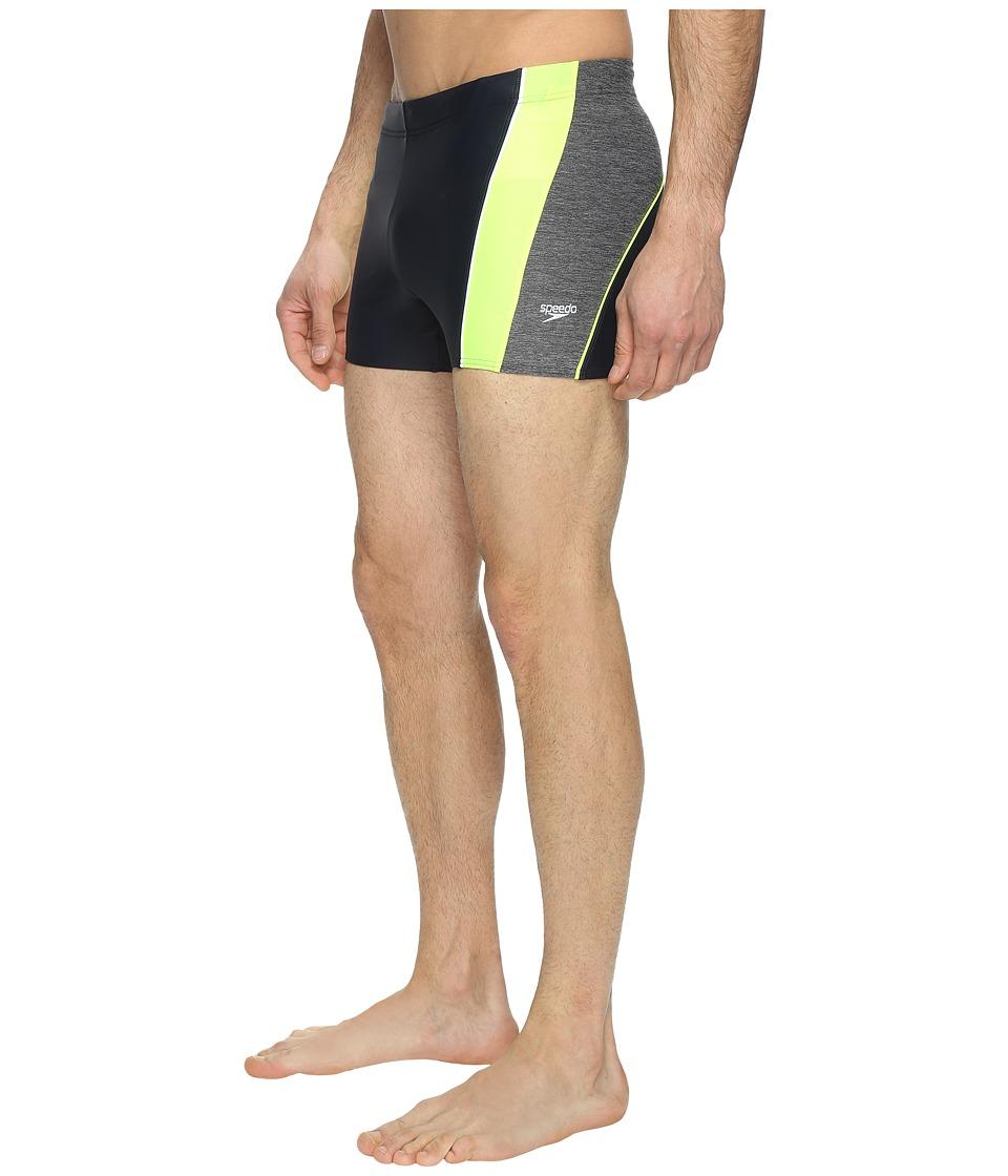 Speedo Ignite Splice Square Leg (New Navy) Men's Swimwear