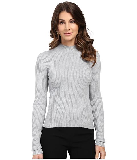 MICHAEL Michael Kors Long Sleeve Mock Rib Sweater