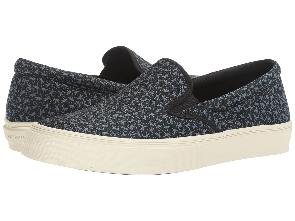 Paul Smith PS Clyde Sneaker (Black) Men