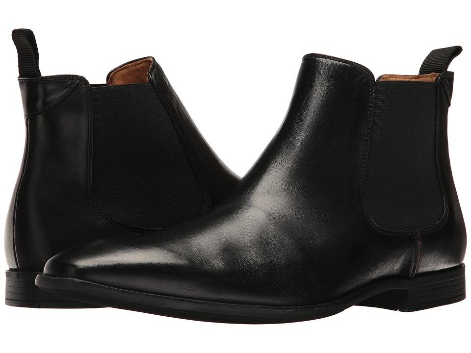 Paul Smith PS Falconer Boot (Black) Men