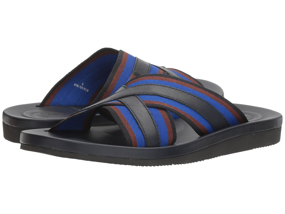 Paul Smith PS Pin Sandal (Blue) Men