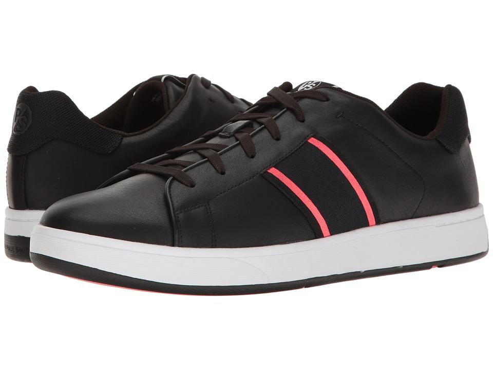Paul Smith PS Lawn Sneaker (Black) Men