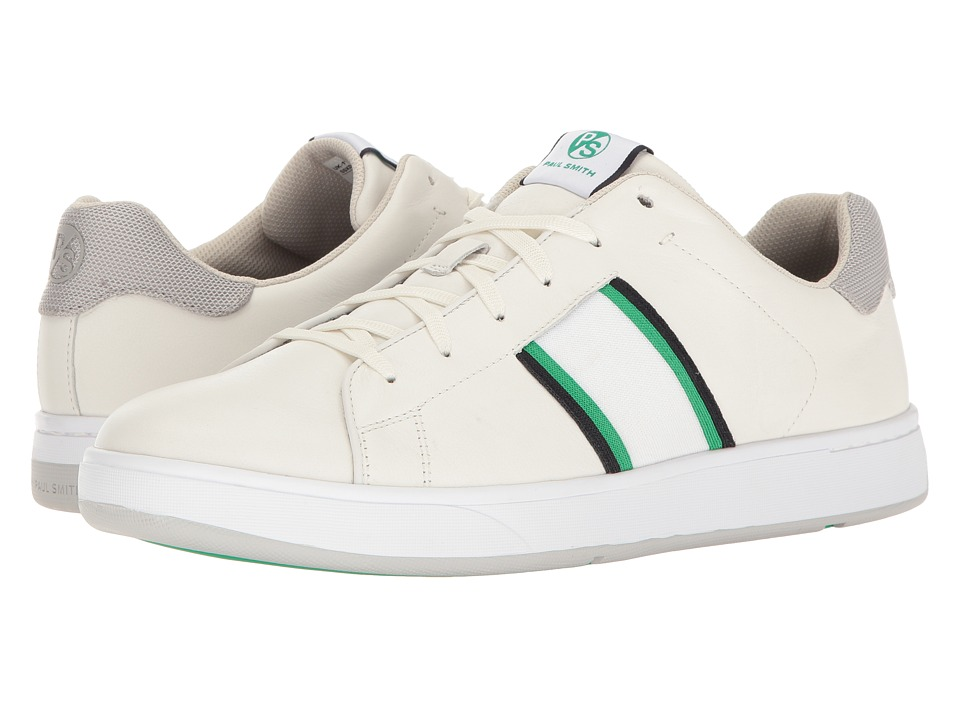Paul Smith PS Lawn Sneaker (White) Men