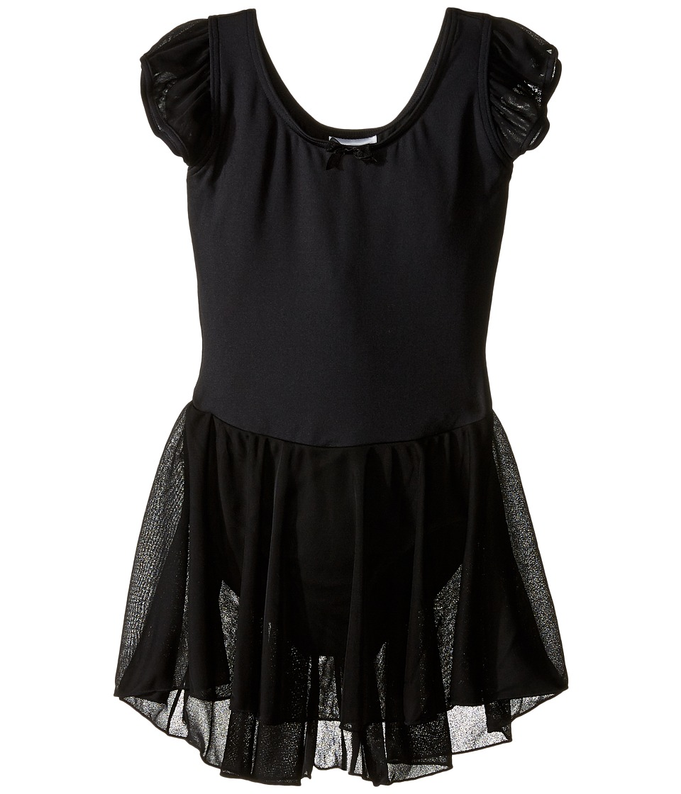 Capezio Kids - Flutter Sleeve Dress