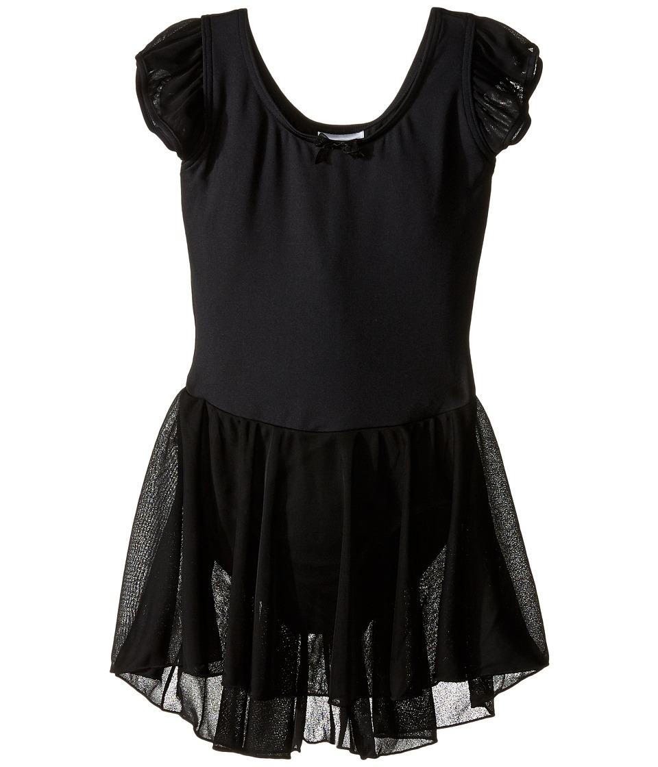 Capezio Kids - Flutter Sleeve Dress