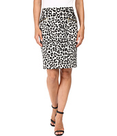 MICHAEL Michael Kors - Spotted Cheetah Skirt
