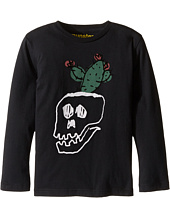 Munster Kids - Pot Plant Long Sleeve T-Shirt (Toddler/Little Kids/Big Kids)
