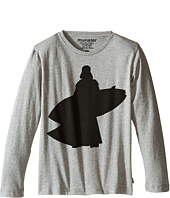 Munster Kids - Vader Long Sleeve T-Shirt (Toddler/Little Kids/Big Kids)