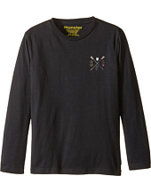 Munster Kids - Wildside Long Sleeve T-Shirt (Toddler/Little Kids/Big Kids)