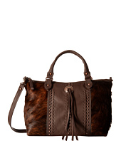 American West - Cow Town Large Zip Top Convertible Satchel
