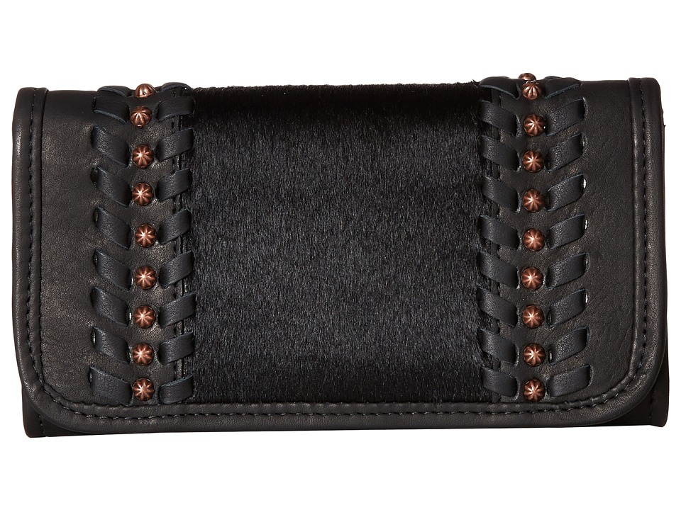 American West - Cow Town Trifold Wallet