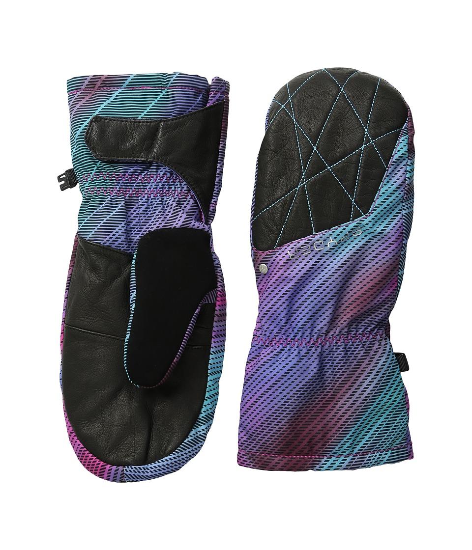 Spyder Empress Ski Mitten (GRV/Black/Freeze) Ski Gloves