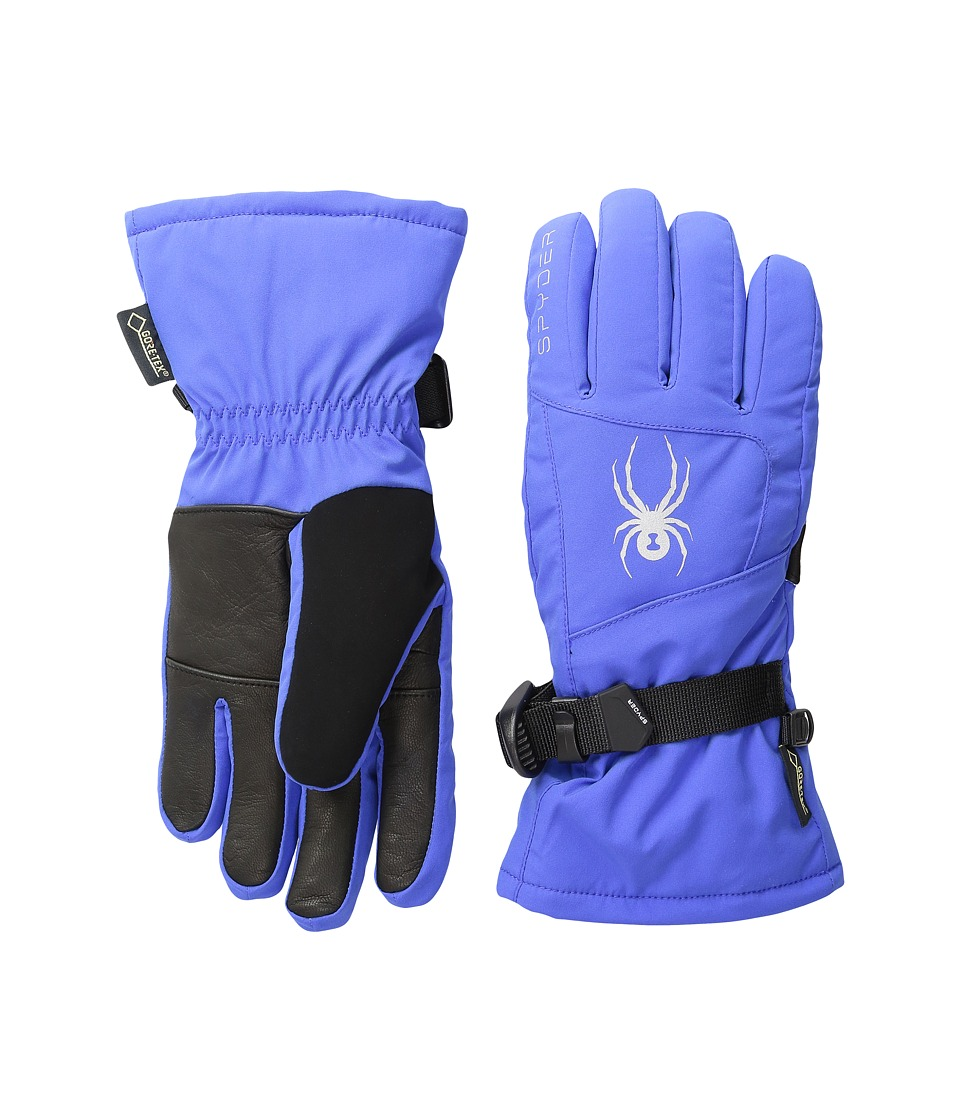 Spyder Synthesis Ski Glove (Bling/Silver) Ski Gloves
