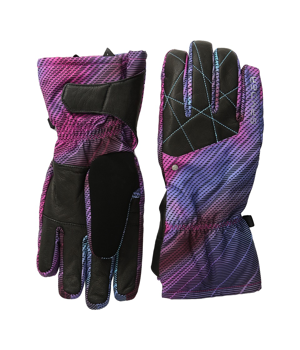 Spyder Empress Ski Gloves (GRV/Black/Freeze 1) Ski Gloves
