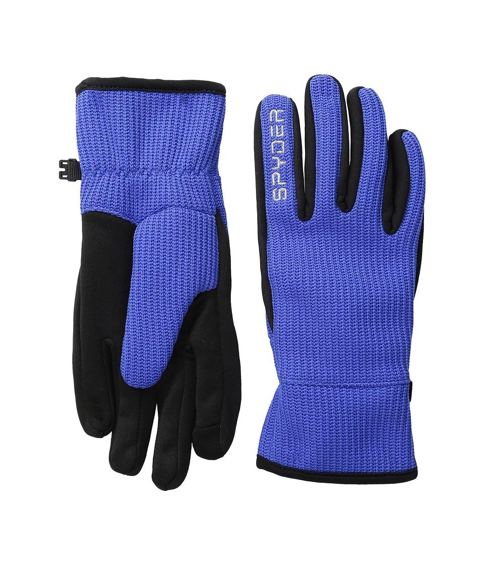 Spyder Core Sweater Conduct Glove (Bling) Ski Gloves