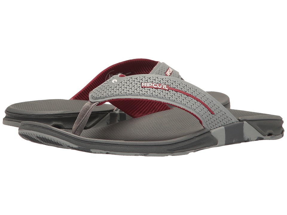 Rip Curl The Game (Grey/Red) Men