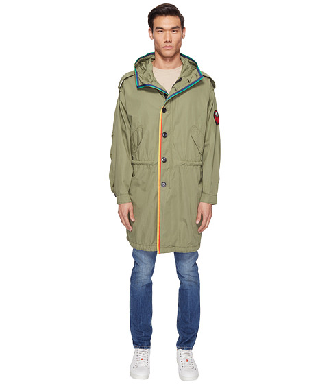 Marc Jacobs Oversized Rip Stop Parka