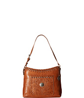 American West - Harvest Moon Zip Top Shoulder Bag