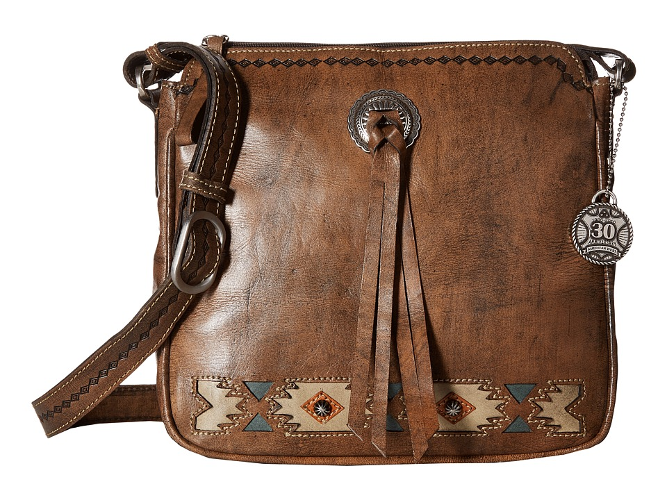 American West - Native Sun Crossbody