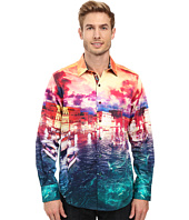 Robert Graham - Venetian Lagoon Long Sleeve Woven Shirt
