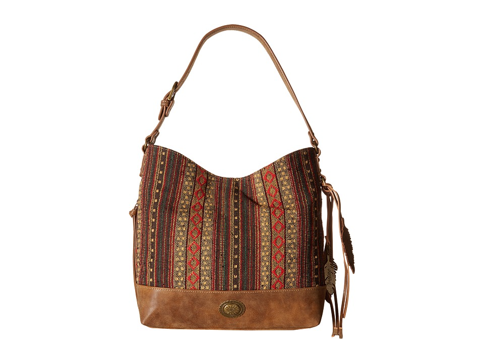 American West - Serape Shoulder Bag