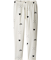 Munster Kids - Swan Song Leggings (Toddler/Little Kids/Big Kids)