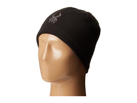 Spyder Shimmer Hat - Black 1