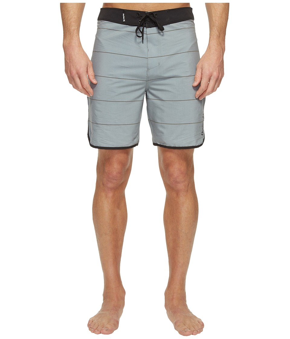 Hurley Motive Boardshorts 19 (Cool Grey) Men