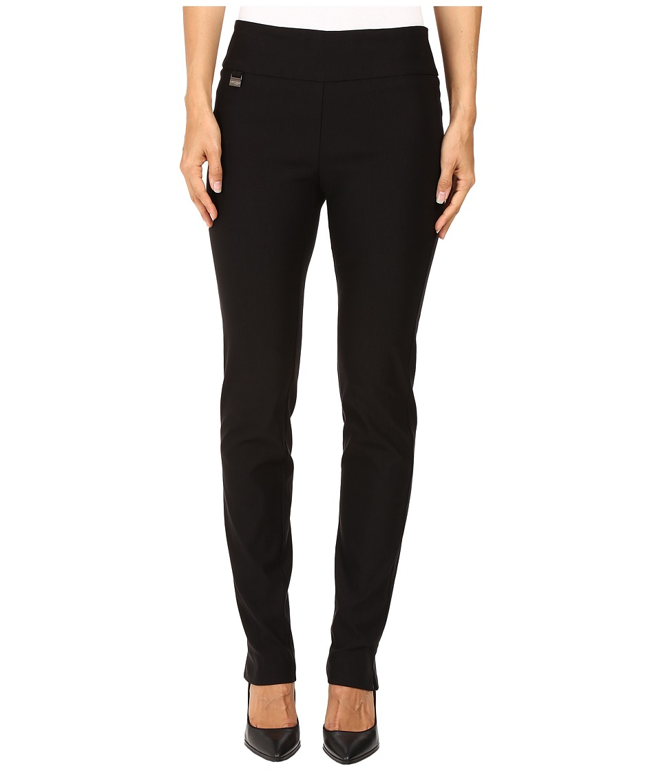 Lisette L Montreal - Solid Magical Lycra Slim Pants (Blac...