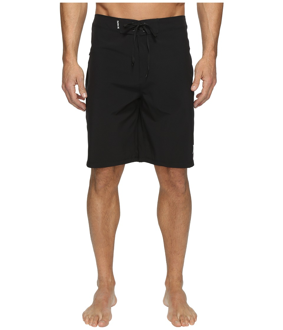 Hurley Phantom One and Only Boardshorts 20 (Black) Men