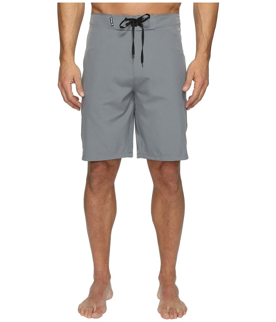 Hurley Phantom One and Only Boardshorts 20 (Cool Grey) Me...