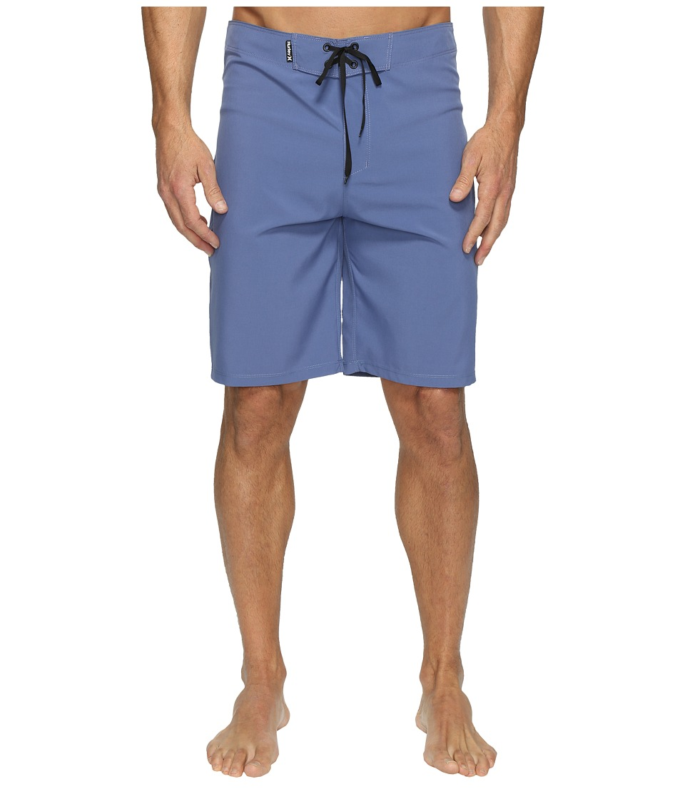 Hurley Phantom One and Only Boardshorts 20 (Blue Moon) Men