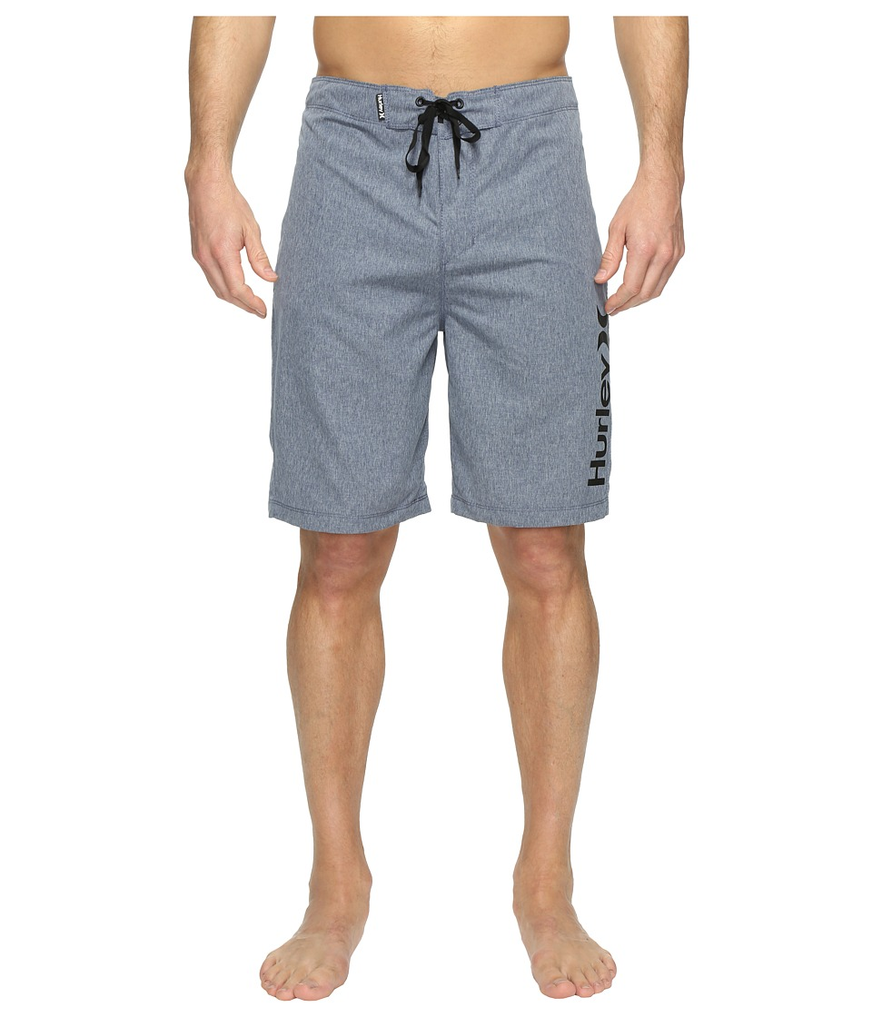 Hurley One Only Heather 2.0 Boardshorts 21 (Obsidian) Men