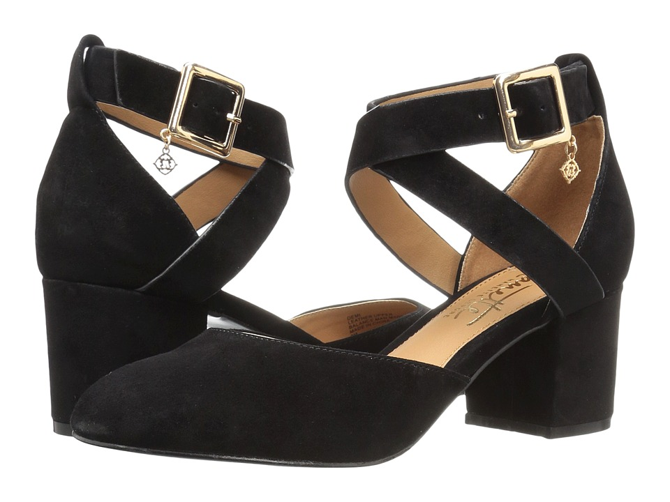 Nanette nanette lepore - Demi (Black) Womens Shoes