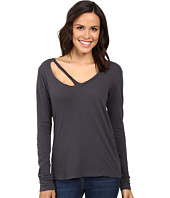 LNA - Long Sleeve Fallon V-Neck