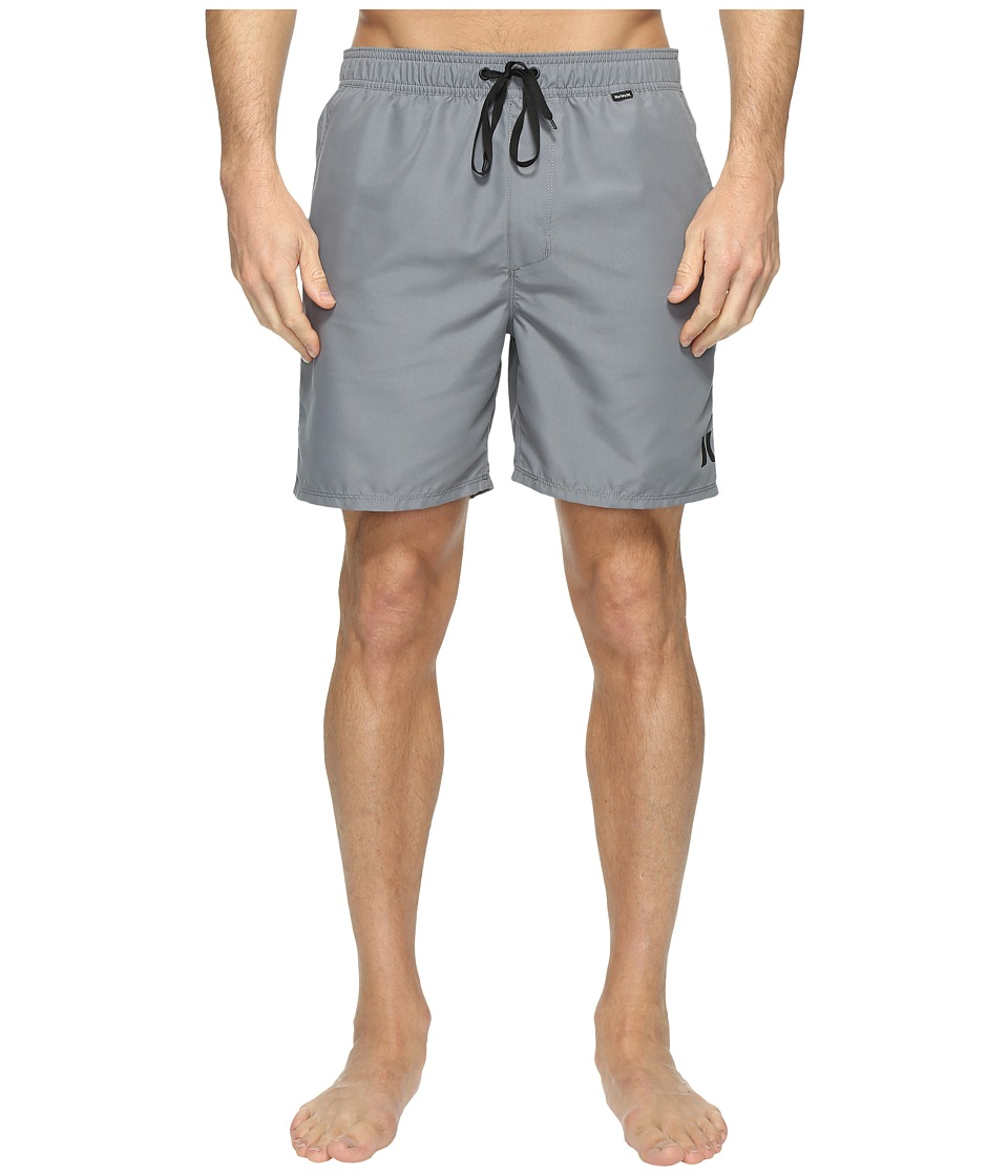 Hurley One Only Volley 2.0 17 (Cool Grey) Men