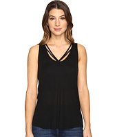LNA - Double Strap Tank Top