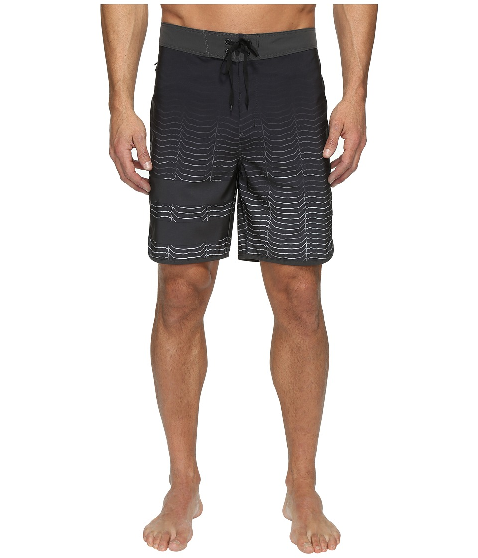 Hurley Phantom Block Party Speed (Black) Men
