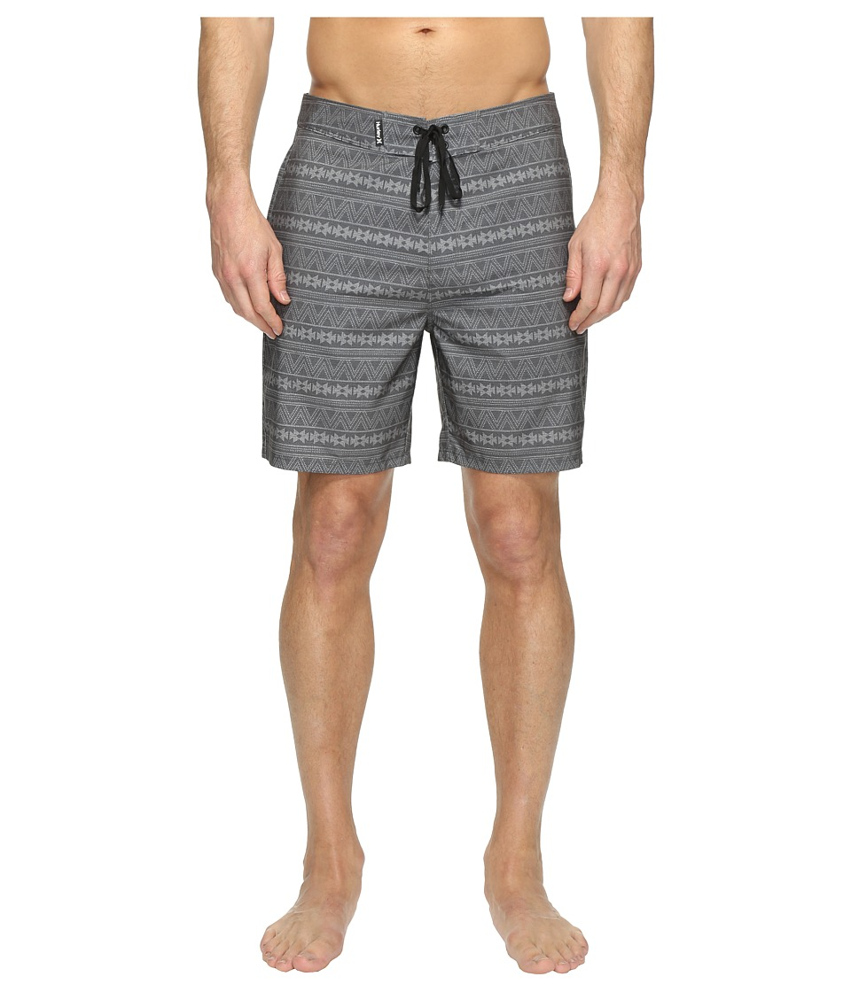 Hurley Phantom Apache Boardshorts 19 (Cool Grey) Men