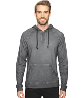 Michael Stars - Pullover Henley Hoodie