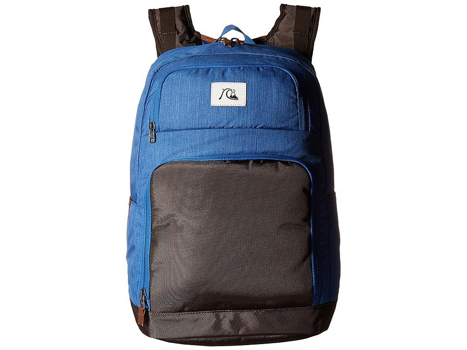 Quiksilver - Prism Modern Original Backpack (Federal Blue) Backpack Bags