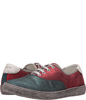 Marc Jacobs - Metallic Suede Low Top