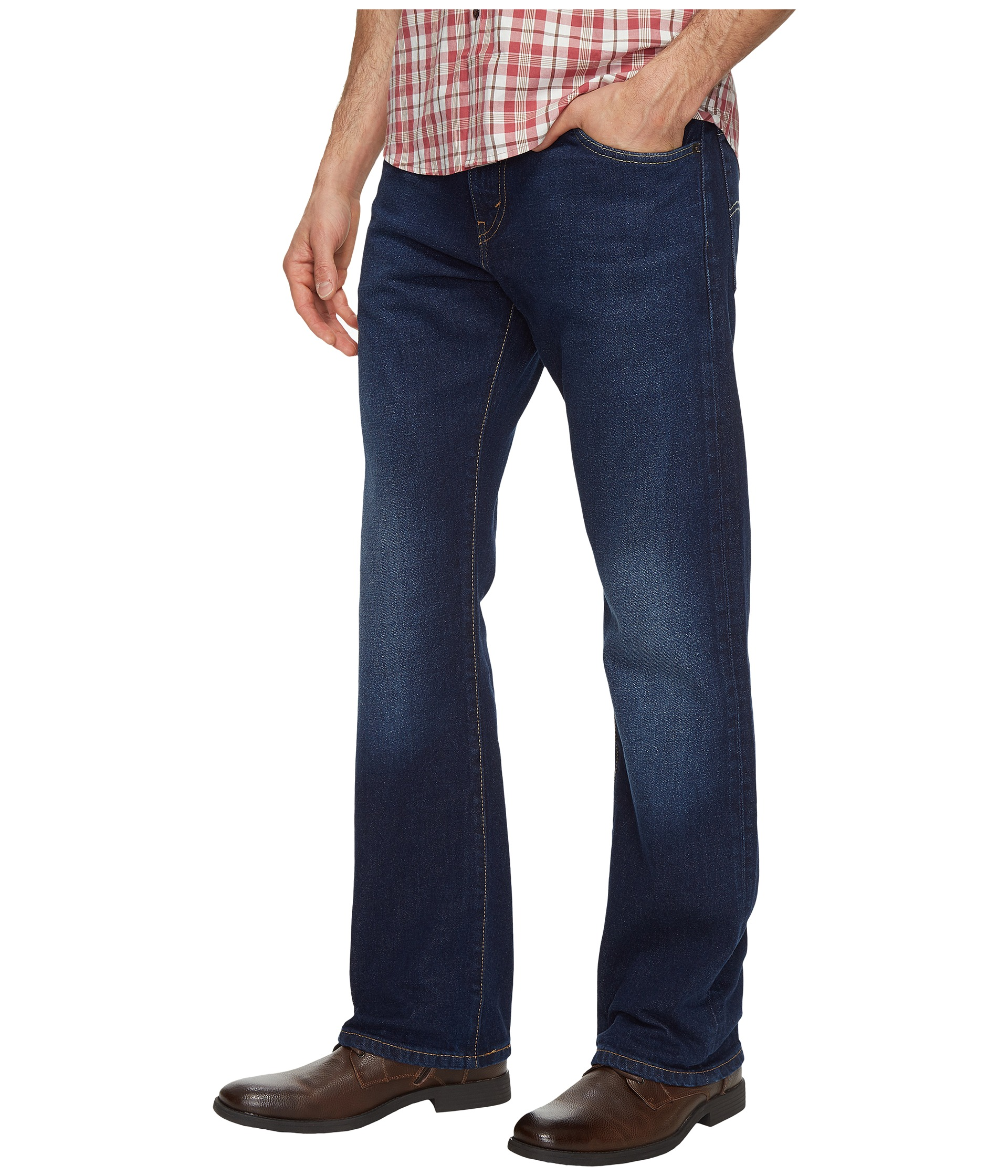 Classic vintage Levi's jeans with a traditional 5-pocket design. Cut in a fitted silhouette with a classic boot leg you can wear cuffed or rolled down. Washed + worn, each vintage jean will look similar to the photo but may vary slightly in wear and color tone. About Urban Renewal maump3.ml: $