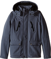Urban Republic Kids - Soft Shell Zip-Off Hood Jacket (Big Kids)
