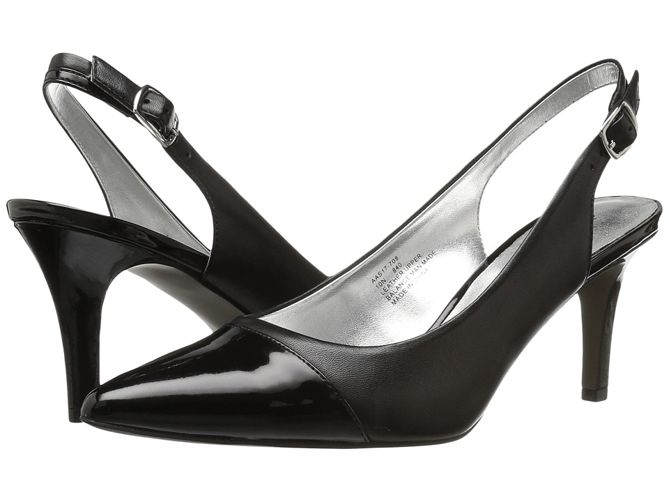 David Tate Soto (Black) High Heels