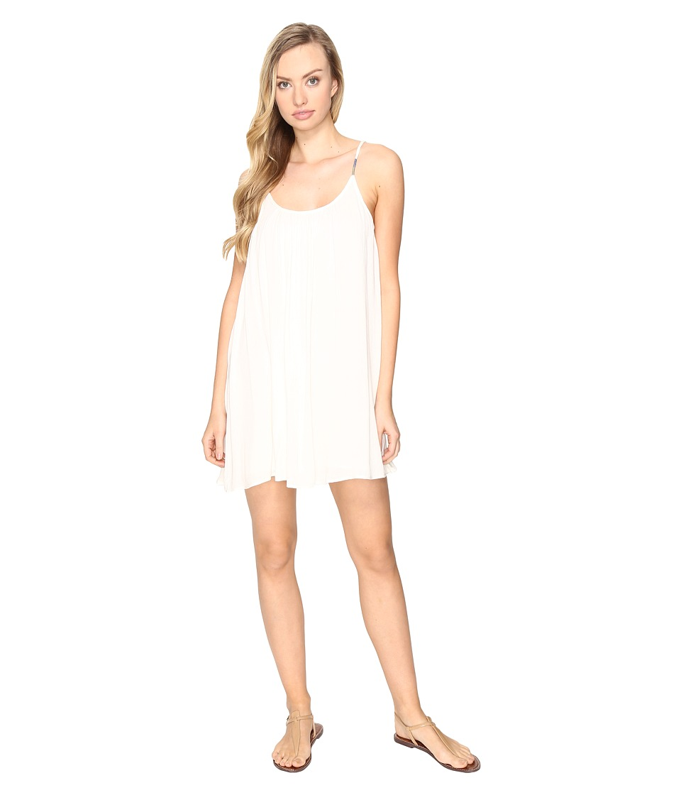 Roxy Perpetual Dress (Marshmallow) Women