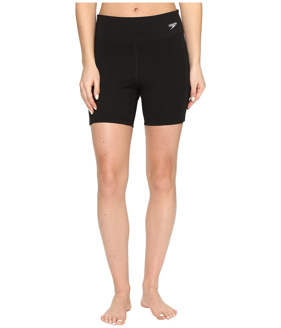 Speedo 5.5 Jammer (Speedo Black) Women's Swimwear