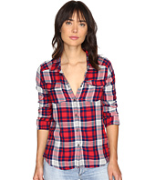 Roxy - Plaid On You Long Sleeve Shirt